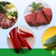 色々な食材イメージ