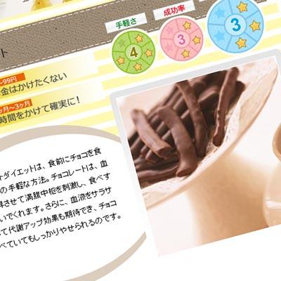 チョコレートダイエットページサムネイル画像