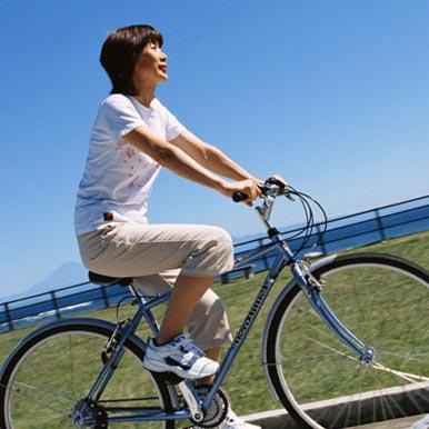 自転車通学・通勤で脂肪燃焼ページサムネイル画像