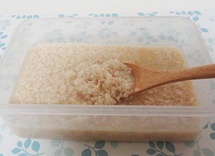 5日後の塩麹