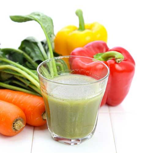 ホエイで野菜ジュース