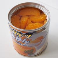 みかんの缶詰