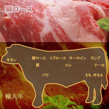 牛肉かたロース