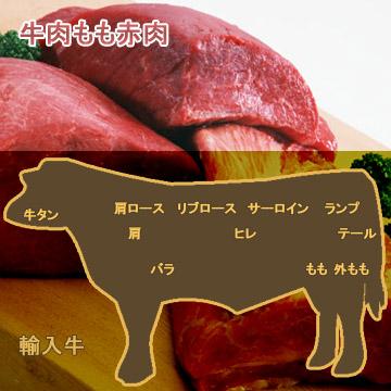牛肉もも赤肉