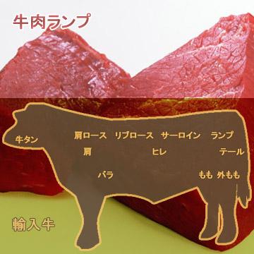 牛肉ランプ