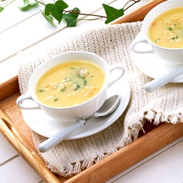 レトルトコーンスープ