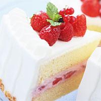 ベリーショートケーキ