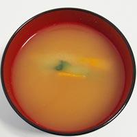 かぼちゃの味噌汁