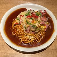 あんかけスパゲティ