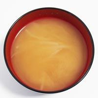 もやしの味噌汁
