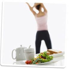 空腹を利用して効率よく脂肪を燃焼