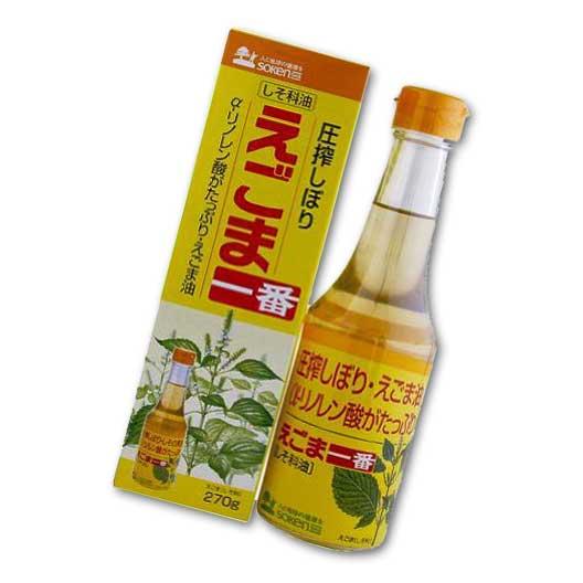 【えごま油】 しそ油と呼ばれるエゴマ油の成分/効果/摂取量 ...