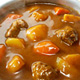 肉・人参・ジャガイモなど定番食材のカレールー