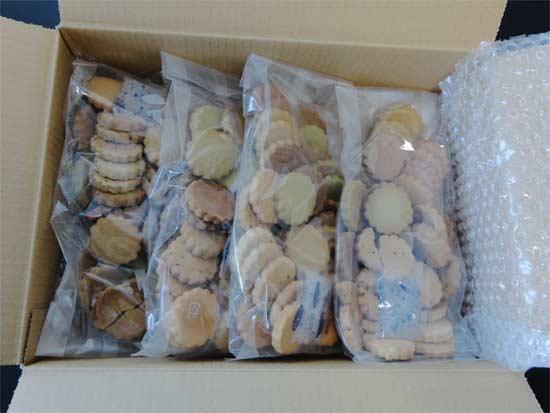 豆乳おからクッキーパーケージ