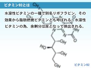 ビタミンB2とは