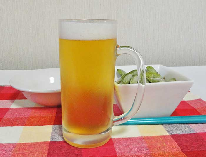 ビールに合う低カロリーおつまみ