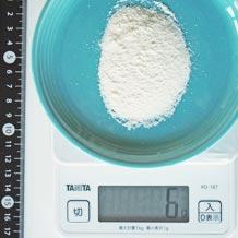 薄力粉 カロリー