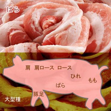 豚バラ 豚ロース
