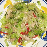 炒め カロリー 野菜