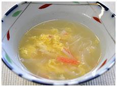 タマゴスープ
